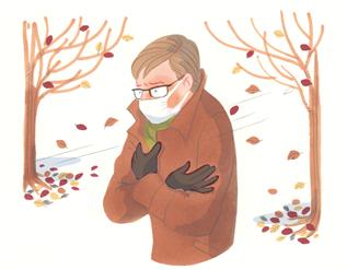 [ 小雪のツボ ] 冬風邪に