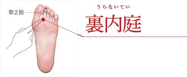 裏内庭(うらないてい)